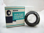 Bower 49mm Wide Angle Collapsible Rubber Camera Lenshood New Old Stock