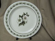 Royal Worcester Bernina Round Chop Plate Made In England Excellent Cond.