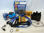 1998-2002 For Honda Accord Lx Ex 2.3l Tune Up Kit With Ngk Platinum G-power