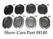 61 62 63 64 65 66 67 348 409 Chevy Impala Stainless Floor Trunk Drain Hole Cover