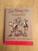 Signed - The Doctor Is In No. 5 By Megan Mcdonald Hc + Pic