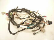 89 Kawasaki Ex500 Main Wiring Harness / Oem Electrical Wire Loom Chassis