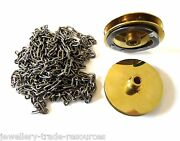 New Replacement Longcase Clock Grandfather Chain And Sprocket Conversion Set