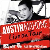 1 Ticket 9/6 Austin Mahone Reserved Front And Center Woods Amp At Fontanel