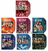 Er Complete Season 9-15 9, 10, 11, 12, 13, 14 And 15 Brand New Dvd Sets