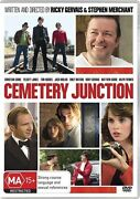 Cemetery Junction Emily Watson Ricky Gervais Ralph Fiennes Dvd New