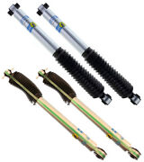 Bilstein Shock Absorber Set,front And Rear Shocks,88-00 Gm 4wd K Truck,suv,lifted