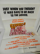 26 Original 1970's To Early 1980's Movie Film Posters Clean Lot