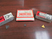 New Tpg-222 Micro100 And Tpg-321, Tpu-322 Vr Wesson Inserts