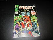 Avengers 54 Key 1st Brief Ultron Appearance Avengers Age Of Ultron Movie