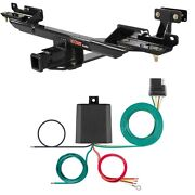 Curt Class 3 Trailer Hitch And Wiring For Mercedes-benz Gl450