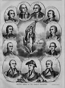 Military Heroes Of The American Revolution Sumter Moultrie Lincoln Knox Morgan