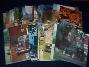1970s-1980s Generator And Distributor Car Magazine Lot Of 38 Issues - M 965