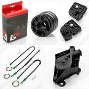 Electric Window Regulator Repair Kit For Vw T5 Front-right