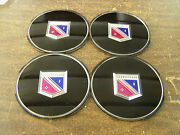 Nos Oem Buick Wheel Cover Emblems 1974 1975 Super Deluxe