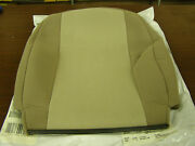 Nos Oem 2004 Ford Focus Drivers Seat Back Cover 4s4z-5464417-dab