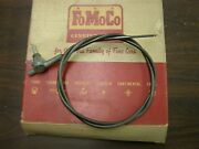 Nos Oem Ford 1957 - 1960 Truck Windshield Wiper Control Pickup 1958 1959