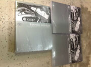 2014 Harley Davidson Touring Service Shop Manual W Electrical + Parts + Owners B