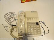 Rare Bellsouth Products Micro Answering Machine Telephone Wall Mount 1305d