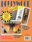 Hollywood Collectibles 3 Vf James Dean East Of Eden, Rebel Without A Cause