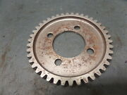 Beech B55 Baron Continental Io-470-l Aircraft Airboat Engine Cam Gear 535662