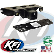 New Style Polaris Full Size Ranger And Gravely Upper 2 Receiver Hitch 101080