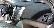 Ford Mustang 2005-2009 Brushed Suede Dash Board Cover Mat Black