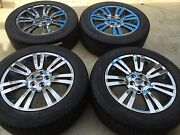 20 Nw Chromed Oem Factory Made In Germany Range Rover Supercharged Wheels Tires