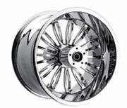 Forge Tec Legacy Wheel 18in. X 8.5in. 1in. Axle - Wfl18851c