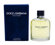 Dolce And Gabbana Pour Homme By Dandg 6.7 Oz Edt Cologne For Men New In Box
