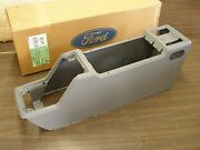 Nos Oem Ford 1993 1994 Ranger Truck Pickup Console Base Grey F3tz-98045a36-c