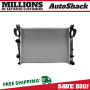 New Radiator Assembly For Mercedes Sl550 Sl55 Amg Sl600 Cl500 S430 S500 S55 Amg