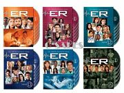 Er Complete Season 10-15 10, 11, 12, 13, 14 And 15 Brand New Dvd Sets