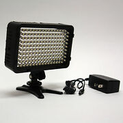Pro Xha1s 4k Hd Led Video Light With Ac Power Adapter For Canon Xha1 Xh-a1s Xha1