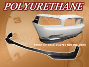 For 06-10 Dodge Charger T-ra Poly Urethane Pu Front Bumper Lip Spoiler Body Kit