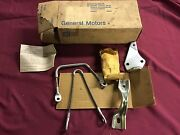 Nos 65 66 Chevy Gmc Truck C10 20 30 283 327 Engine Stop Lift Kit Gm 334516