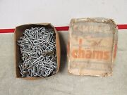 1960and039s 70and039s Campbell Automobile Snow Tire Chains Nos Campbell 1215