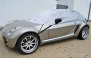 Smart Roadster And Coupe 03-05 Half Size Car Cover