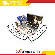 Timing Belt Kit Valve Cover Water Pump Fit 90-96 Nissan 300zx Non Turbo