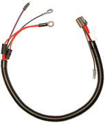 1979 Corvette Wiring Harness Starter Motor Extension No Air Conditioning C3 New