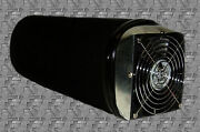 Hydroponic 6 X 14 Carbon Filter W/148 Cfm Fan Remove Odors Made Usa Refillable