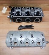 Sea Doo Sportster Challenger Gtx Oem Cylinder Head W/ Cams And Valves 4tec92b386j