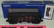 Industrial Idm 4002 027 Hopper With Load Denver And Rio Grande