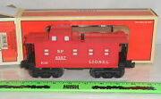 Lionel 6-19734 6357 Southern Pacific Caboose