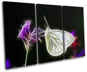 Butterfly Animal Insect Nature Canvas Art Picture Print Decorative Photo Hanging