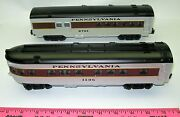 Lionel New 1135 And 8701 Pennsylvania Passenger Cars