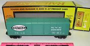 Mth 30-7447 New York Central Rounded Roof Boxcar