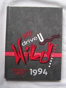 1994 Madison Heights High School Yearbook Anderson Indiana Unmarked