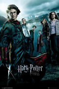 Harry Potter And The Goblet Of Fire - Movie Poster / Print Regular Style