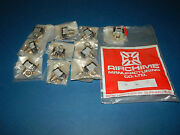 Lot Of 10 Eaton Airchime 9940 Pushbutton Switches 15amp 10amp 1/3hp 250/125vac